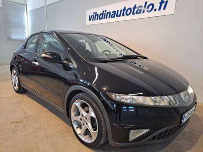 käytetty Honda Civic 5D 1,8i Sport Business - *SUPERFIKSU* - *ILMAINEN KOTIINTOIMITUS KAIKKIALLE!*
