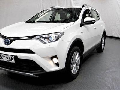 käytetty Toyota RAV4 2,5 Hybrid FWD Business