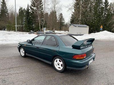 used Subaru Impreza GT 155+ kw