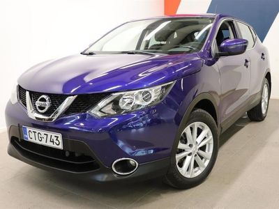 käytetty Nissan Qashqai DIG-T 163 Acenta 2WD 6M/T Safety Pack Connect
