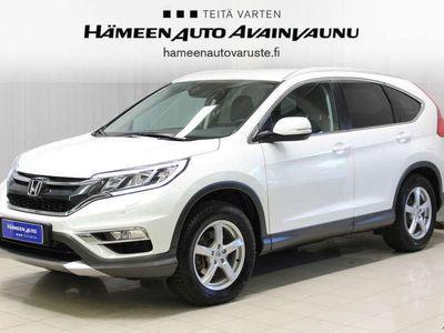 käytetty Honda CR-V 1,6 Diesel Elegance Plus AT