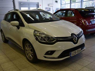käytetty Renault Clio Sport Tourer TCe 90 Navi Limited ** HUOLLETTUNA, KATSASTETTUNA JA KOTIIN TOIMITETTUNA **