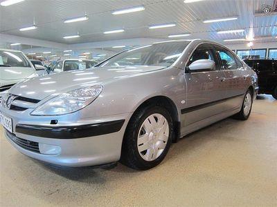 käytetty Peugeot 607 2,2 HDi 4d