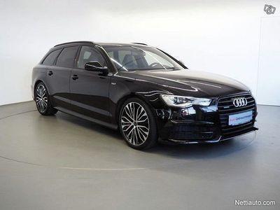 käytetty Audi A6 3.0TDi Avant Q V6 240kw/326hv COMPETITION