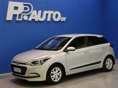käytetty Hyundai i20 5d 1,0 T-GDI 5MT ISG GO! - 1000€:sta S-bonusta*! Korko 0,99%**, 72 kk, ilman käsirahaa!