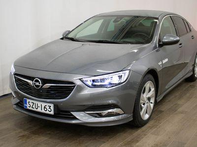 käytetty Opel Insignia Grand Sport Executive 165 Turbo A **Hienoin varustein, heti ajoon! Uusi vastaava 40.100EUR**