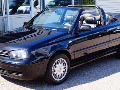 käytetty VW Golf Cabriolet 2,0 Trendline 3d