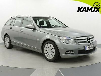 käytetty Mercedes C220 CDI T A Business / Avantgarde / Sähkökontti / Vetokoukku /