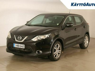 käytetty Nissan Qashqai dCi 110 Acenta 2WD 6M/T Safety Pack Connect