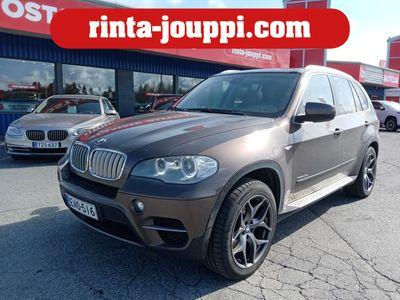 käytetty BMW X5 xDrive40d TwinPower Turbo A E70 SAV - Comfort istuimet, Prof. navi, Adaptiivinen vakionopeudensäädin, Webasto jne!