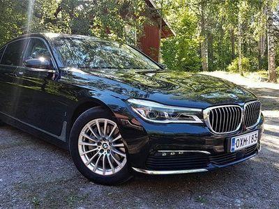 käytetty BMW 740 Le xDrive iPerformance Hybridi *EDULLISIN
