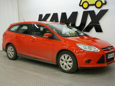 käytetty Ford Focus 1,0 EcoBoost 125 hv Start/Stop Trend M6 Wagon