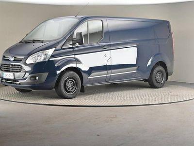 käytetty Ford Custom Tourneo310 2,0TDCi 130 Trend Van N1 L2H1- Webasto, Tutkat-
