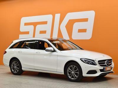 käytetty Mercedes C220 d 4Matic T A Premium Business ** TULOSSA KOUVOLAAN - OTA YHTEYS SAKA KOUVOLAAN 020 7032619 **