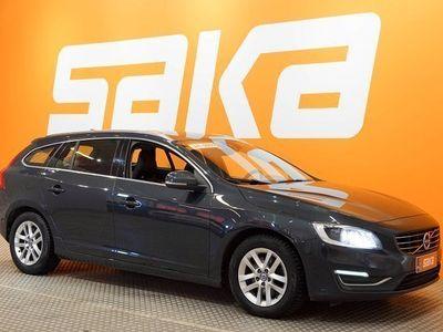 käytetty Volvo V60 D4 Business Summum Edition aut ** Tulossa Saka Nummelaan **
