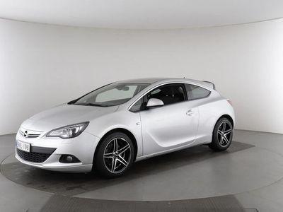 käytetty Opel Astra GTC Sport 1,7 CDTI Start/Stop 131hv MT6, Adaptive AFL