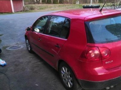 käytetty VW Golf 4-motion -2007 2.0tdi