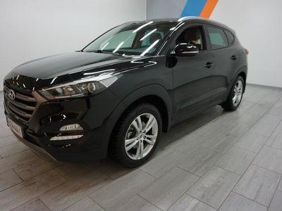 käytetty Hyundai Tucson 4WD 1,6 T-GDI Comfort **ILMAINEN KOTIINKULJETUS**