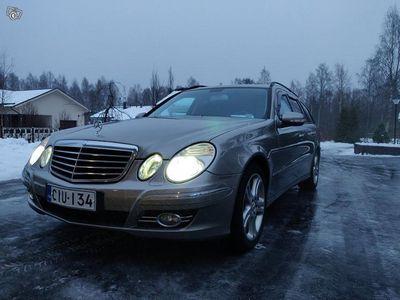 käytetty Mercedes E280 CDI Avantgarde A,'06 Facelift
