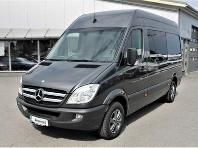 used Mercedes Sprinter