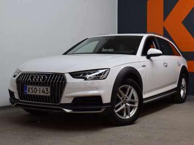 käytetty Audi A4 Allroad quattro Land of quattro 2,0 TDI 120 kW quattro S tronic *1-om.Panoraama katto*Koukku*Webasto*