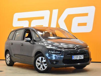 käytetty Citroën C4 Picasso e-HDi 115 Confort ETG6 Automaatti ** Tulossa Ouluun / 7-paik. / Koukku **