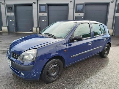 käytetty Renault Clio 03 - 91tkm