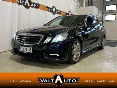 käytetty Mercedes E350 CDI STW AUT *AMG-LINE*ADAPT.CRUISE*NAVI*NAHAT*KAMERA*