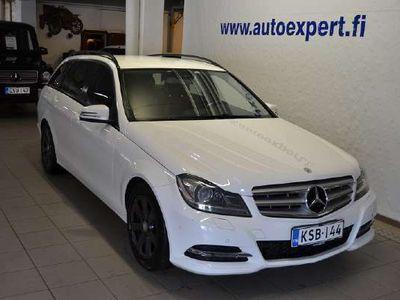 käytetty Mercedes C200 CDI BE T A. Korkotarjous 1.5% !! Juuri katsastettu!!