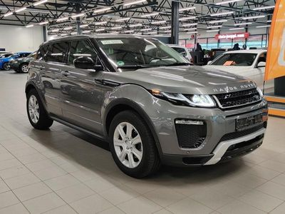 käytetty Land Rover Range Rover evoque 2,0 TD4 180 Aut Business Design SE Dynamic ** Navi / Meridian / Kaistavahti / Kamera / Pysäköintitu