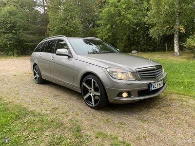 käytetty Mercedes C200 kompr Business STW A