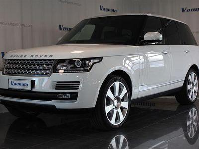 käytetty Land Rover Range Rover V8 5,0 S/C Autobiography 375 kW, HUIPPUVARUSTELTU!! Korko 0,95%, kk-erä 1790 EUR