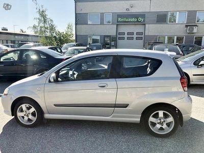 käytetty Chevrolet Kalos Star 1.4 SE 3d *Jakohihna vaihdettu 4/2020*Katsastettu 3/2020*Huoltokirja*Upea pikkuauto*