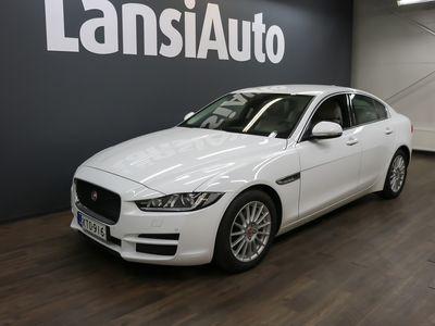 käytetty Jaguar XE E-Performance Pure Business Aut LänsiAuto Safe -sopimus