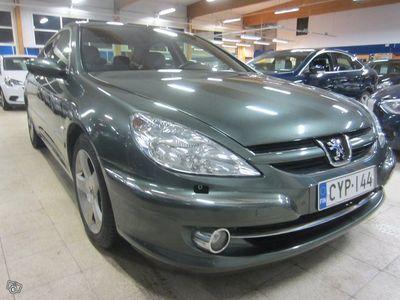 käytetty Peugeot 607 2.2I 16V SEDAN AUTOM.(Rahoitus ilman käsirahaa)