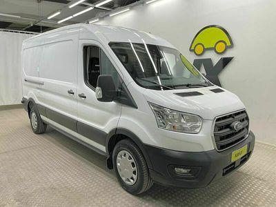 käytetty Ford Transit Van 350 2,0 TDCi 130 hv Etuveto L3H2 4,43 #Alv-vähennyskelpoinen #Bluetooth #Tutkat edessä ja takana