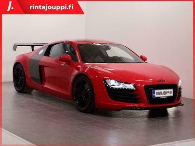 käytetty Audi R8 Coupé 4,2 V8 309 kW quattro R tronic *SUPERHIENO!* *** TARJOUS 1.99% KORKO + KULUT, ., J. kotiintoimitus