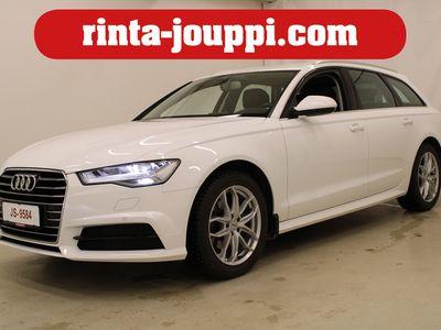 käytetty Audi A6 2,0 TDI Avant 140 kW ultra S tronic Business Sport - S-Line, Polttoainetoiminen lisälämmitin