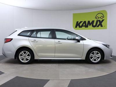 käytetty Toyota Corolla Touring Sports 1.2T Active Multidrive S // Adapt.cruise / Aktiivinen kaistavahti / Lämmitettävä ratti //