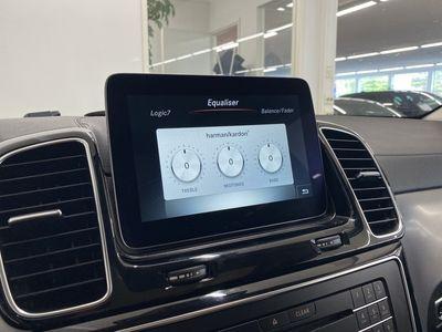 käytetty Mercedes GLS350 4Matic AMG, H&K, Keyless, Distronic+, 360° Airmatic, Panorama, Koukku, Webasto, Nappanahat