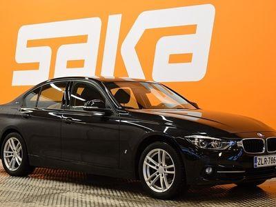 käytetty BMW 330e 330 F30 SedanA Business Exclusive Edition Sport ** LED / HiFi / Nahat / Sporttipenkit / Tutka **