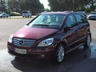 käytetty Mercedes B200 CDI A Business
