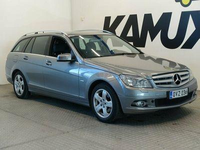 käytetty Mercedes C220 CDI Avantgarde 2148 cm3 // Navi // Xenonit // Koukku //