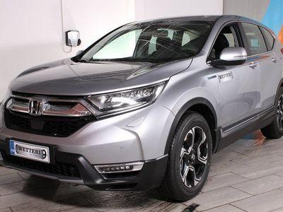 käytetty Honda CR-V Hybrid Elegance 2WD Aut TÄHÄN AUTOON RAHOITUSKORKO 1,9%+KULUT