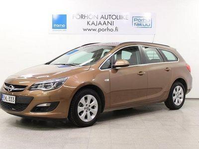 käytetty Opel Astra Sports Tourer Drive 1,4 Turbo S/S -Pörhötakuu 12kk/20tkm ja kotiintoimitus 0e-