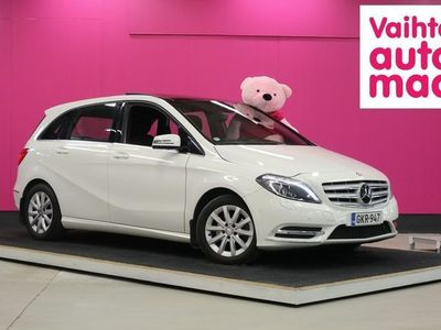 käytetty Mercedes B200 BE A Premium Business #ILS #Panorama #HittiVäri #1.om