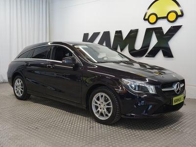 käytetty Mercedes 200 CLA-sarja Shooting BrakeCDI /// Tutkat // BT // BI-Xenon ///