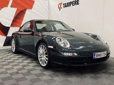 käytetty Porsche 911 Carrera 4S 3.8 Coupe 2d *Huoltokirja (Huolletaan ennen luovutusta) *2 x Renkaat *Edullinen rahoitus