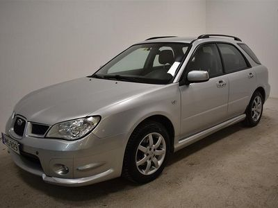 käytetty Subaru Impreza 2,0R sportswagon 1T AT business