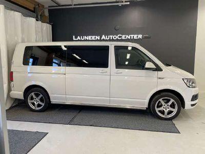 käytetty VW Caravelle Comfortline Neliveto 2,0 TDI 110 kW Pitkä